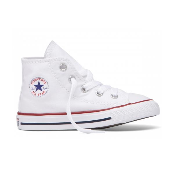 Chuck Taylor All Star alta blanca