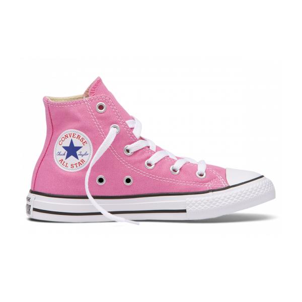 Chuck Taylor All Star alta rosa