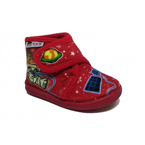 Zapatilla astronauta