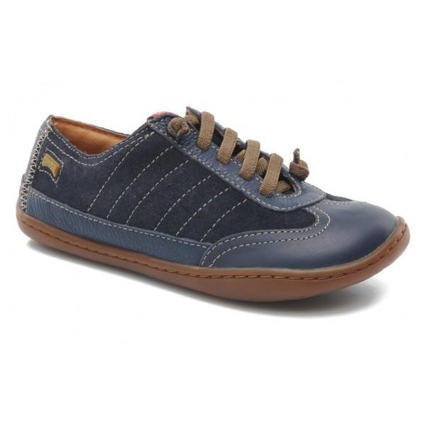 Zapato sport pespunteado